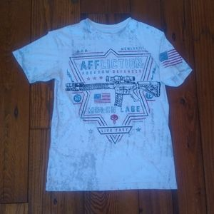 Affliction Freedom Defender Shirt